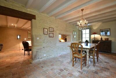 Demeure de luxe en Normandie avec jardin
