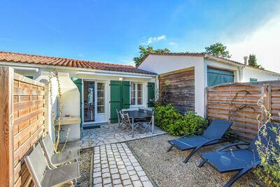 Maison de vacances cosy à Sainte-Marie-de-Ré près de la mer