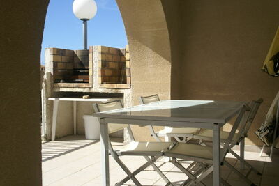 Villa minimaliste avec piscine à Algajola