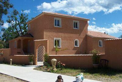 Villa spacieuse avec piscine à Moriani-Plage