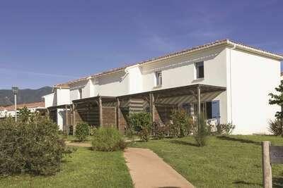 Confortable maison de vacances méditerranéenne en Corse