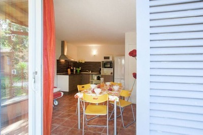 Belle maison de vacances à Poggio-Mezzana au bord de la mer