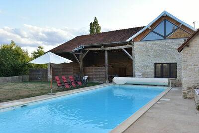Authentique maison de campagne rénovée avec piscine privée chauffée