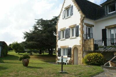 Maison de vacances de charme à Pleubian avec jardin