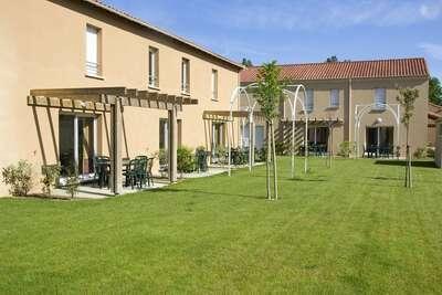 Bel appartement dans une ville pittoresque de la Dordogne