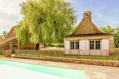 Magnifique demeure en Aquitaine avec piscine privée