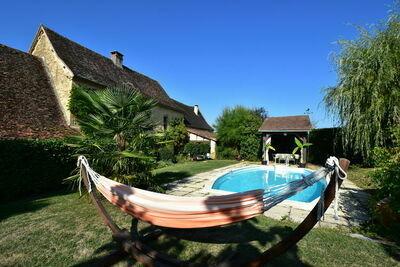 Maison de vacances moderne en Aquitaine avec piscine