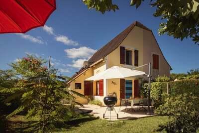 Belle maison de vacances en Aquitaine près de la forêt