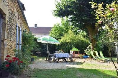 Maison de vacances confortable avec barbecue en Aquitaine