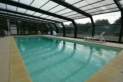 Maison de vacances cosy avec piscine à Lamonzie-Montastruc