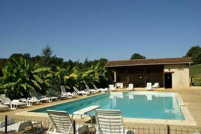 Maison de vacances  Prats du Périgord 8p, Location Maison à Villefranche Du Périgord - Photo 7 / 40