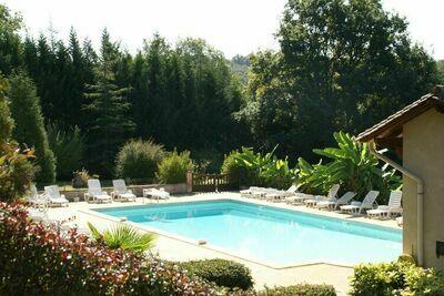 Maison de vacances  Prats du Périgord 8p, Location Maison à Villefranche Du Périgord - Photo 9 / 40