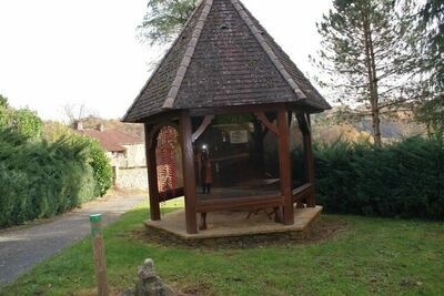 Maison de vacances  Prats du Périgord 8p, Location Maison à Villefranche Du Périgord - Photo 24 / 40