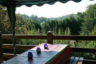 Maison de vacances  Prats du Périgord 8p, Location Maison à Villefranche Du Périgord - Photo 31 / 40