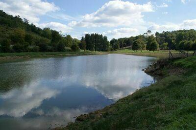 Maison de vacances  Prats du Périgord 8p, Location Maison à Villefranche Du Périgord - Photo 35 / 40
