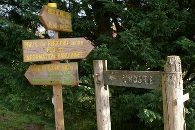 Maison de vacances  Prats du Périgord 8p, Location Maison à Villefranche Du Périgord - Photo 37 / 40
