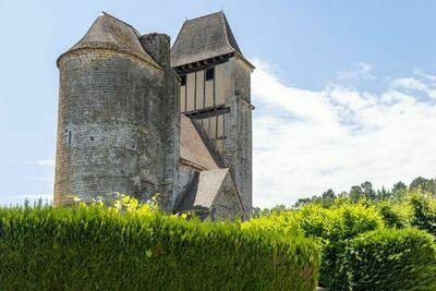 Maison de vacances Le Moulinal Haut, Location Maison à Besse - Photo 36 / 40