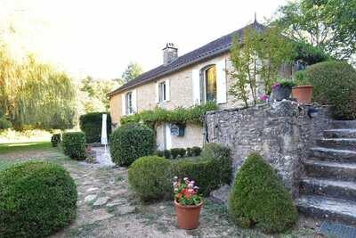 Maison de vacances Le Moulin de La Baronne Villefranche du Périgord, Location Maison à Villefranche Du Perigord - Photo 1 / 31