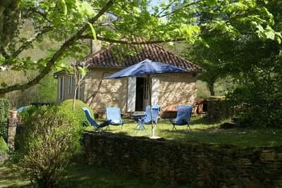 Maison de vacances Le Moulin de La Baronne Villefranche du Périgord, Location Maison à Villefranche Du Perigord - Photo 22 / 31