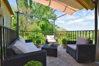 Maison au calme avec piscine, Location Maison à Loubéjac - Photo 4 / 32