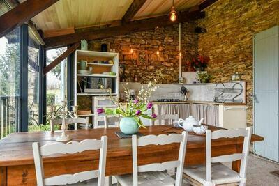 Maison au calme avec piscine, Location Maison à Loubéjac - Photo 12 / 32