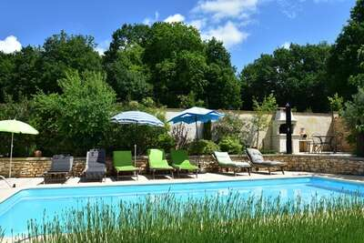 Maison de vacances Besse Micouleaud 10p, Location Maison à Besse - Photo 7 / 40