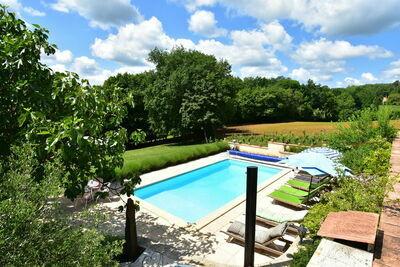 Maison de vacances Besse Micouleaud 10p, Location Maison à Besse - Photo 8 / 40