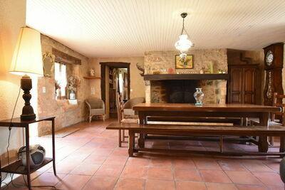 Maison de vacances Besse Micouleaud 10p, Location Maison à Besse - Photo 11 / 40