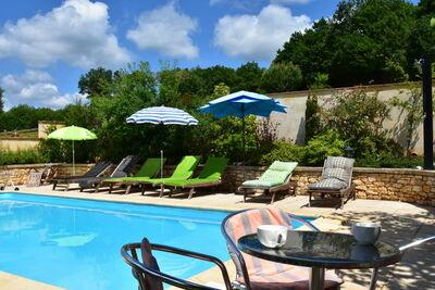 Maison de vacances Besse Micouleaud 10p, Location Maison à Besse - Photo 39 / 40