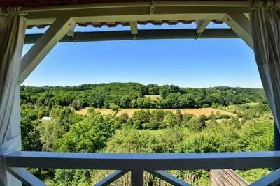 Maison Vue en Ciel, Location Maison à Villefranche du Perigord - Photo 4 / 37
