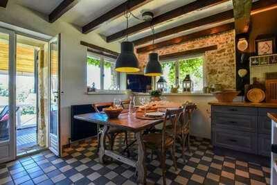 Maison Vue en Ciel, Location Maison à Villefranche du Perigord - Photo 8 / 37