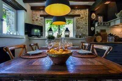Maison Vue en Ciel, Location Maison à Villefranche du Perigord - Photo 34 / 37