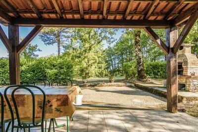 Maison de vacances à Salignac-Eyvigues avec piscine