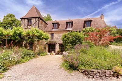 Demeure de charme en Aquitaine avec jardin privatif