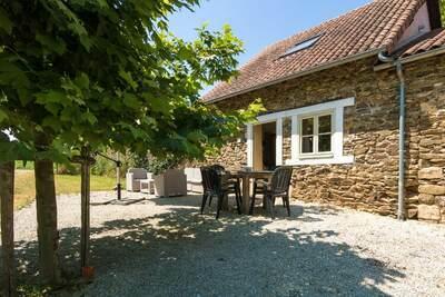 Gîte de charme en Aquitaine avec jardin meublé