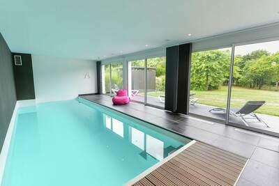 Villa moderne avec piscine privée à Fouesnant, en France