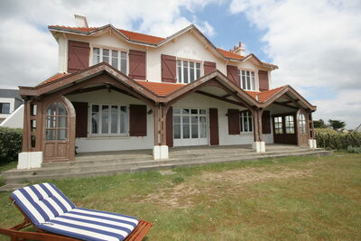 Villa impressionnante avec vue sur la mer à Clohars-Carnoët