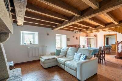 Maison de vacances moderne à Plouhinec France, mer à 4km.