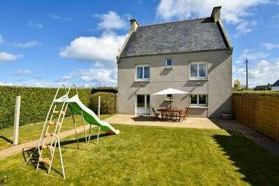 Charmante maison de vacances en Bretagne près de la plage