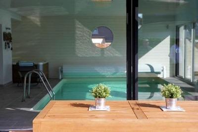 Villa de luxe avec piscine intérieure, Plounéour-Trez France