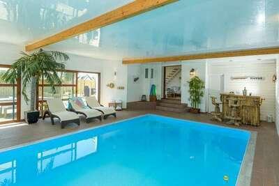 Villa de luxe à piscine intérieure, Brignogan-Plages France