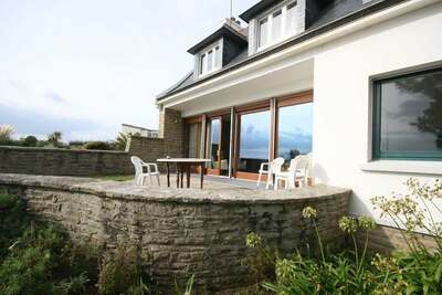 Charmante maison de vacances avec jardin clos à Concarneau