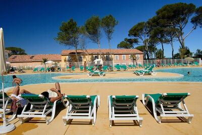 Maison de vacances entretenue entre Nîmes et Montpellier