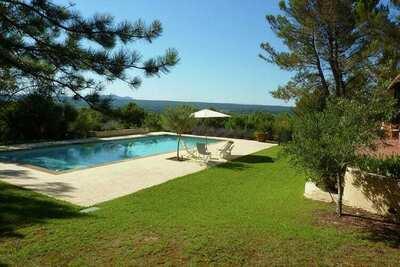 Magnifique villa avec piscine privée à Saint-Siffret