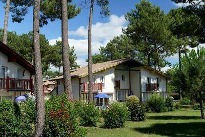 Villa individuelle avec piscine privée près de Gujan-Mestras