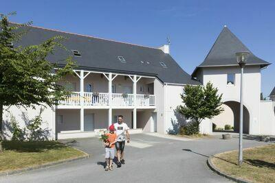 Maison de vacances jumelée au cœur de la Bretagne historique