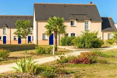 Maison de vacances bien entretenue avec jardin et terrasse