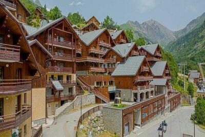 Bel appartement avec lave-vaisselle au cœur de Vaujany