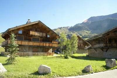 Les Chalets de l'Altiport 5, Location Chalet à Alpe D'huez - Photo 1 / 25