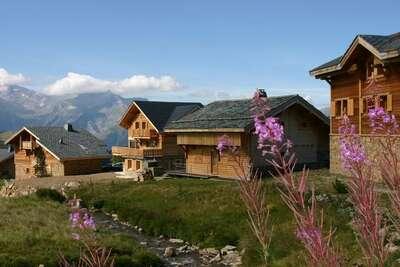 Les Chalets de l'Altiport 5, Location Chalet à Alpe D'huez - Photo 7 / 25